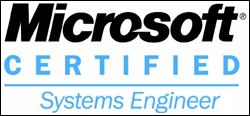 Microsoft Windows Certified Systems Engineer