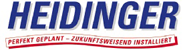 Installationsunternehmen Heidinger